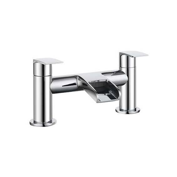 Bristan Glide Waterfall Bath Filler Chrome