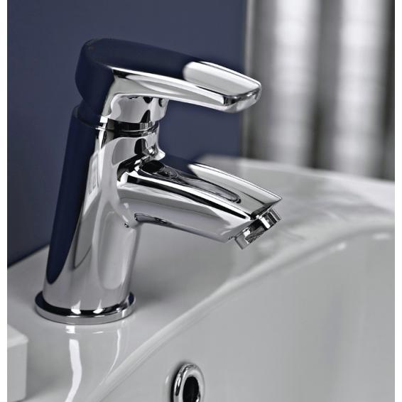Bristan Orta Basin Mixer with Clicker Basin Waste Chrome