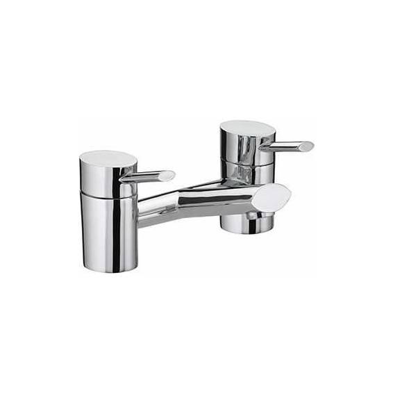 Bristan Oval Bath Filler Chrome