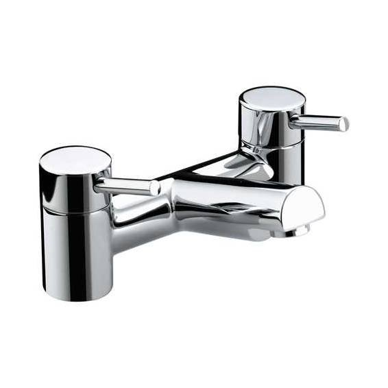 Bristan Prism Bath Filler Chrome