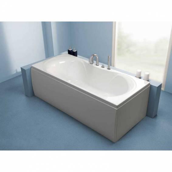 Carron Arc Double Ended Carronite Bath 1800 x 800mm