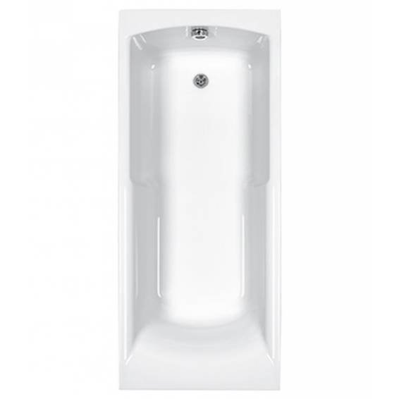 Carron Eco Axis Twin Grip Single Ended Bath 1500 x 700mm