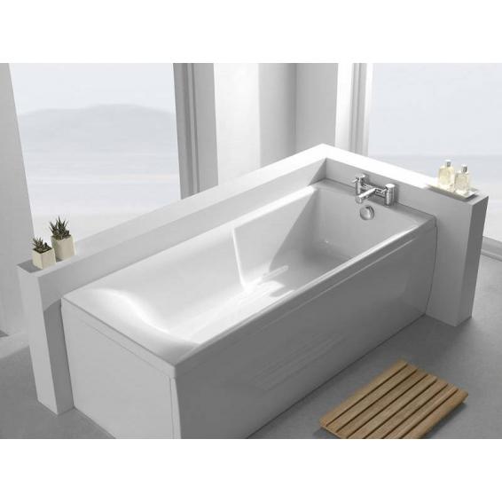 Carron Eco Matrix Single Ended Carronite Bath 1700 x 700mm