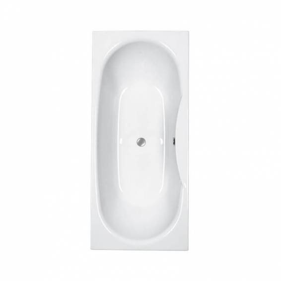 Carron Equation Double Ended Carronite Bath 1700 x 750mm