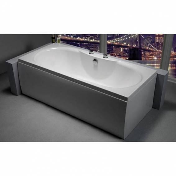 Carron Equation Double Ended Carronite Bath 1800 x 800mm