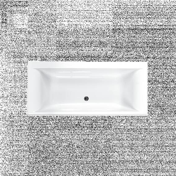 Carron Haiku Double Ended Carronite Bath 1700 x 800mm