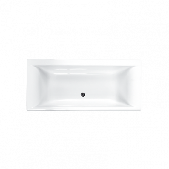 Carron Haiku Double Ended Carronite Bath 1800 x 800mm