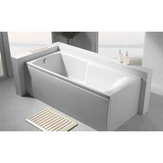 Carron Index Single Ended Carronite Bath 1700 x 750mm
