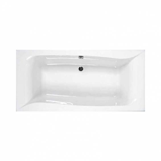 Carron Linea Double Ended Carronite Bath 1900 x 900mm