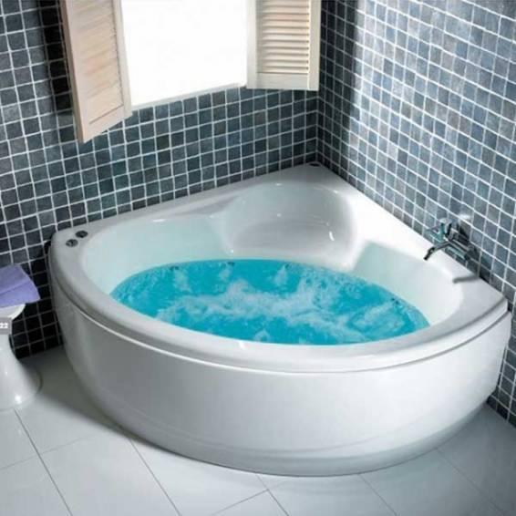 Carron Monarch Corner Carronite Bath 1300 x 1300mm