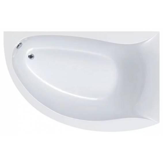 Carron Omega Corner Carronite Bath 1700 x 1000mm Left Hand