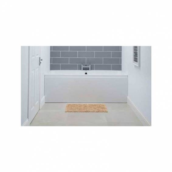 Carron Profile Double Ended Carronite Bath 1600 x 700mm