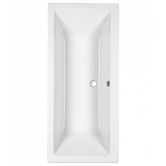 Carron Quantum Double Ended Bath 1900 x 900mm
