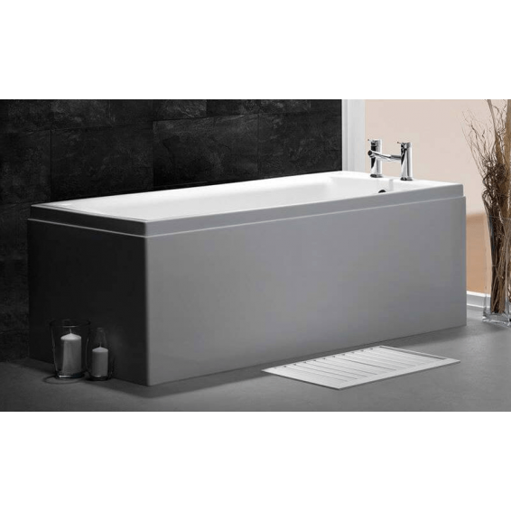 Carron Quantum Single Ended Carronite Bath 1700 x 700mm