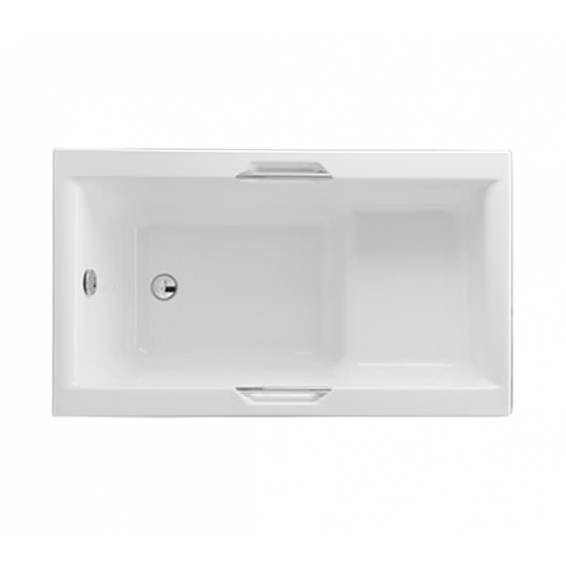 Carron Urban Sit Bath Single Ended Bath 1250 x 725mm