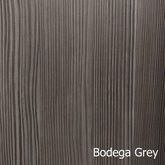Ikoma Bodega Grey 4 Drawer Unit 300mm
