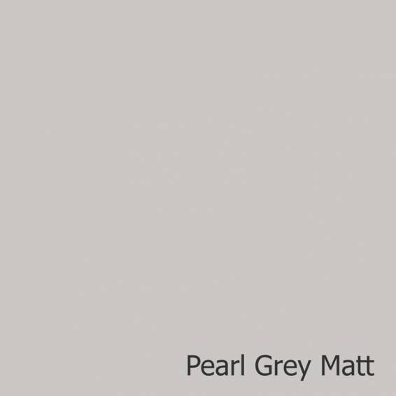 Ikoma Pearl Grey Matt Vanity Unit with Basin 450mm