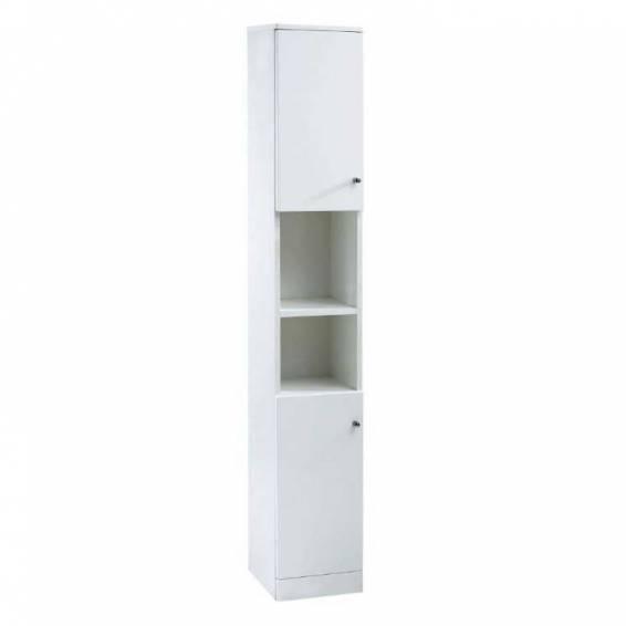 Ikoma White Gloss Tall Unit 300mm