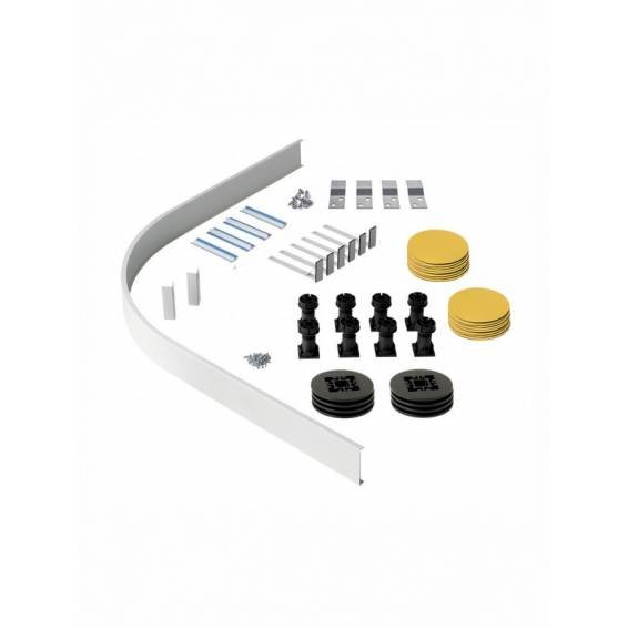 MX Universal Panel Riser Pack for Quadrant & Offset Quadrant Trays up to 1200 x 800mm