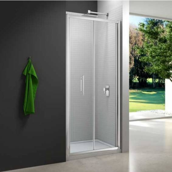 Merlyn 6 Series Bifold Shower Door 900mm