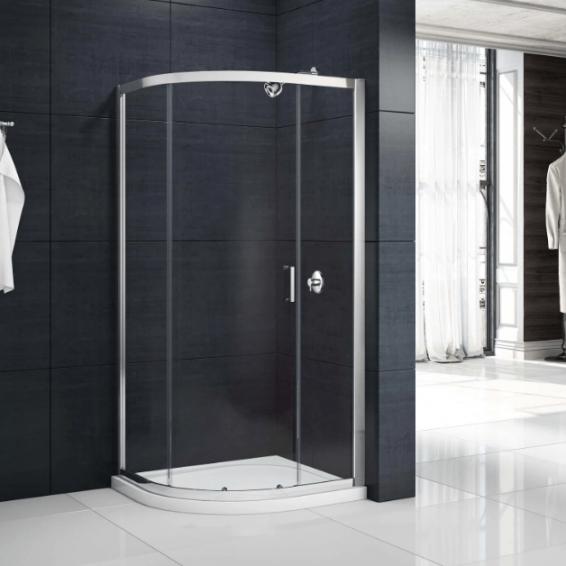 Merlyn MBox 1 Door Quadrant Shower Enclosure 900 x 900mm