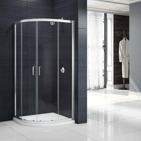 Merlyn MBox 2 Door Quadrant Shower Enclosure 900 x 900mm
