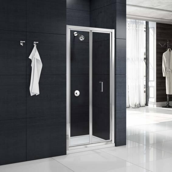 Merlyn MBox Bifold Shower Door 700mm
