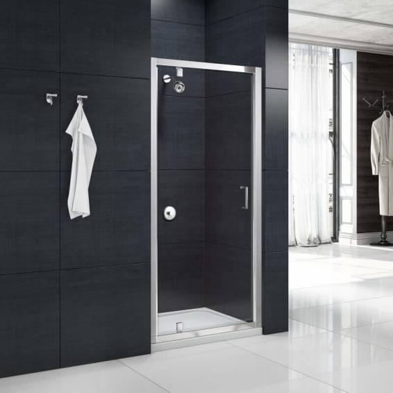 Merlyn MBox Pivot Shower Door 760mm