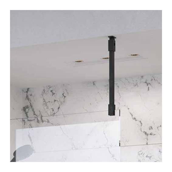 Roman Black Square Ceiling Brace Kit