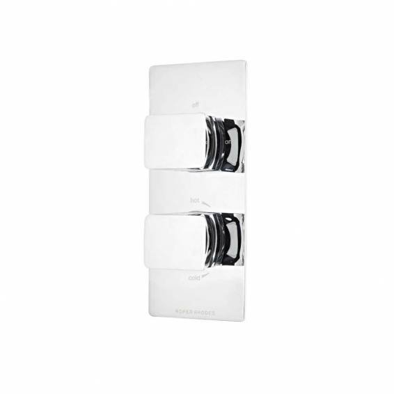 Roper Rhodes Elate Thermostatic Dual Function Recessed Shower Valve
