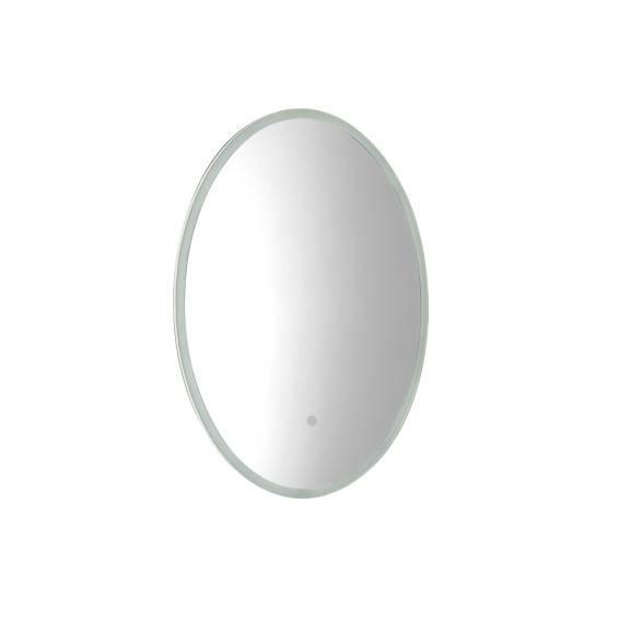 Roper Rhodes Eminence Oval Illuminated Bathroom Mirror 500mm