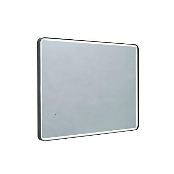 Roper Rhodes Grey Frame Illuminated Bathroom Mirror 600/800mm