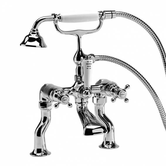 Roper Rhodes Henley Bath Shower Mixer Tap with Shower Head