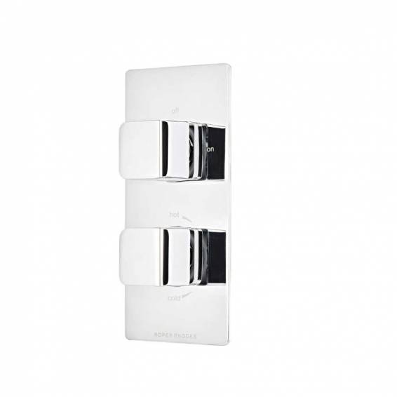 Roper Rhodes Hydra Thermostatic Dual Function Recessed Shower Valve