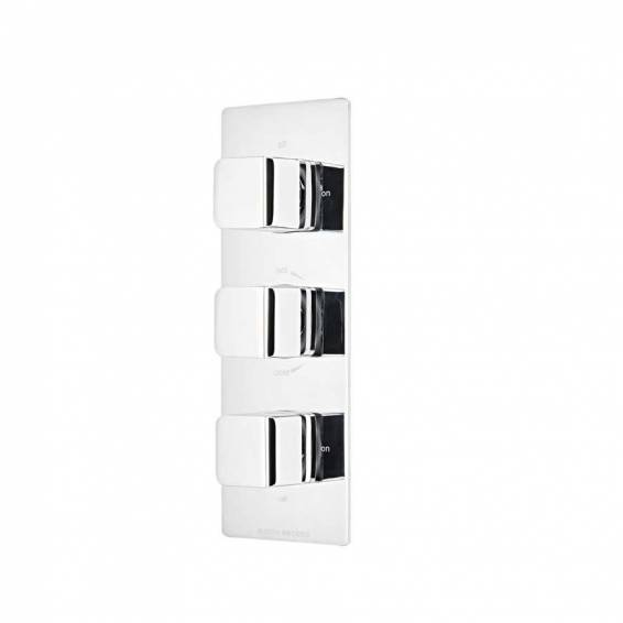 Roper Rhodes Hydra Thermostatic Triple Function Recessed Shower Valve
