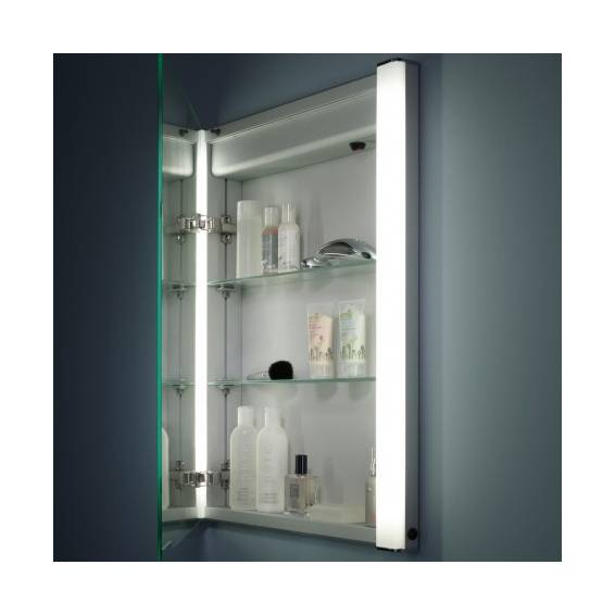 Roper Rhodes Illusion 1 Door Recessible Bathroom Cabinet 550mm