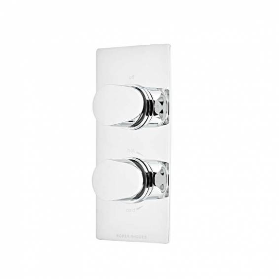 Roper Rhodes Image Thermostatic Dual Function Recessed Shower Valve