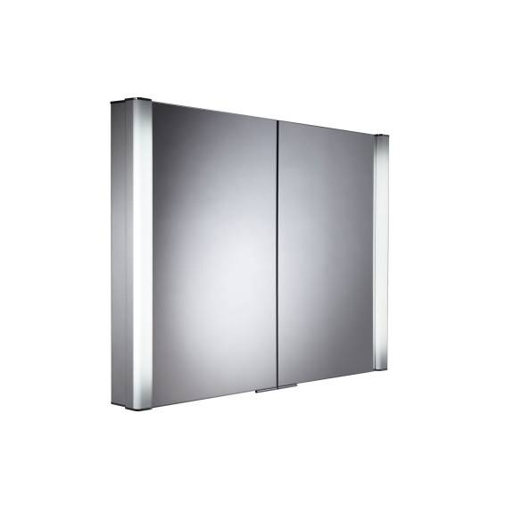 Roper Rhodes Perception 2 Door Recessible Bathroom Cabinet 1000mm