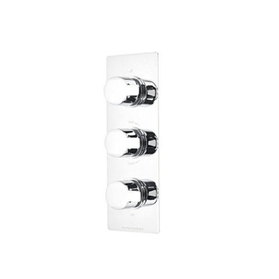 Roper Rhodes Poise Thermostatic Triple Function Recessed Shower Valve