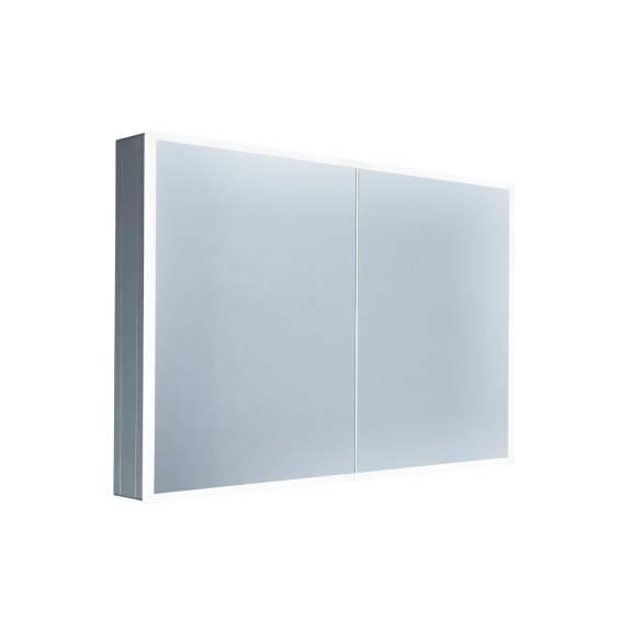 Roper Rhodes Presence Demister 2 Door Bathroom Cabinet 1000mm