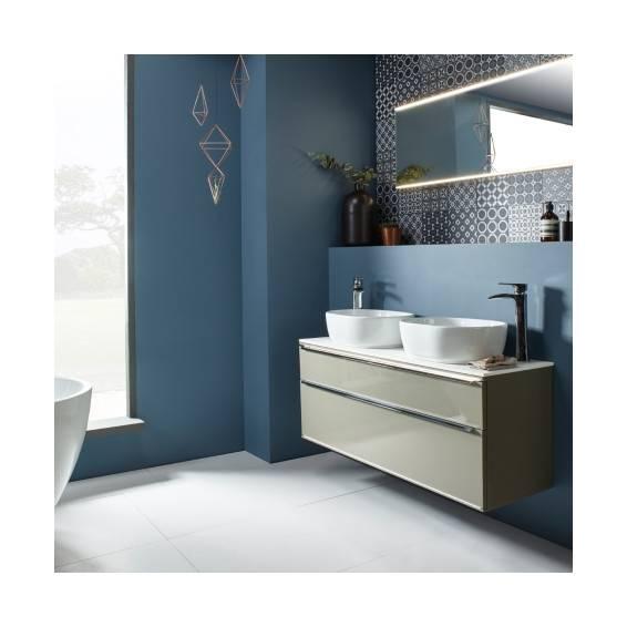 Roper Rhodes Scheme Illuminated Bathroom Mirror 1200mm