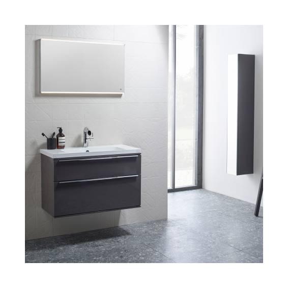 Roper Rhodes Scheme Illuminated Bathroom Mirror 800mm