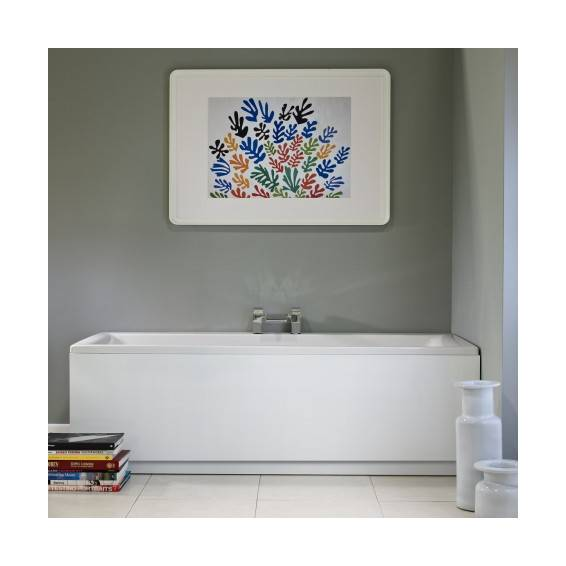 Roper Rhodes Signatures 1700mm Gloss White Bath Front Panel