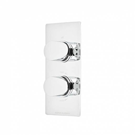 Roper Rhodes Stream Thermostatic Dual Function Recessed Shower Valve