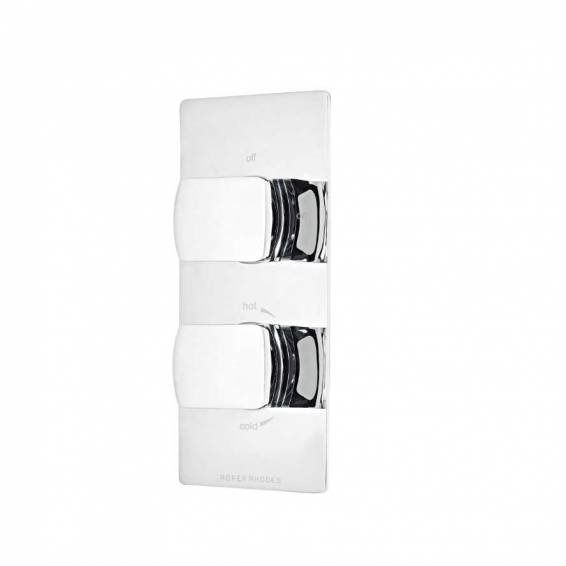 Roper Rhodes Sync Thermostatic Dual Function Recessed Shower Valve