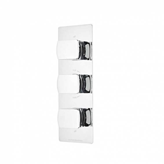 Roper Rhodes Sync Thermostatic Triple Function Recessed Shower Valve