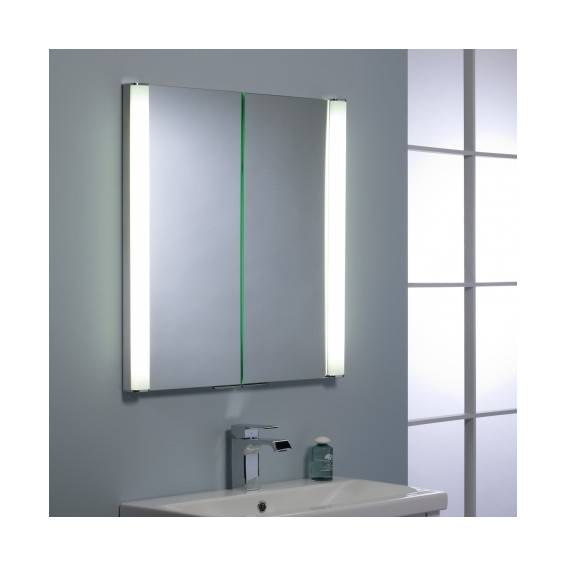 Roper Rhodes Transition 2 Door Recessible Bathroom Cabinet 700mm