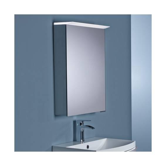 Roper Rhodes Vantage Illuminated Aluminium Bathroom Cabinet 500mm