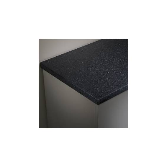 Tavistock Lansdown 1280mm Solid Surface Worktop Starlight