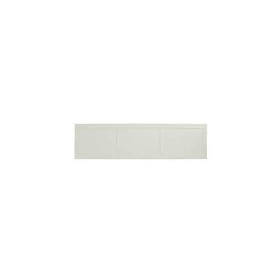 Tavistock Lansdown 1700mm Bath Panel Linen White